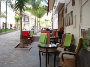 Things to do in Tenerife, restaurants, cafes