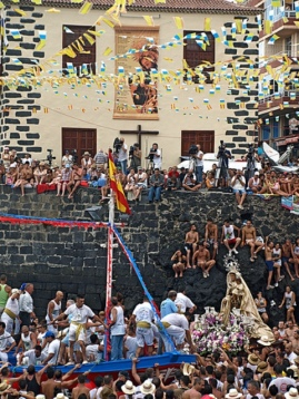 Things to do in Tenerife, Festivals, Romerias