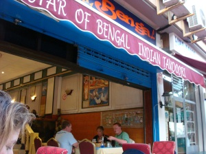 Things to do in Tenerife, restaurants, Star of Bengal