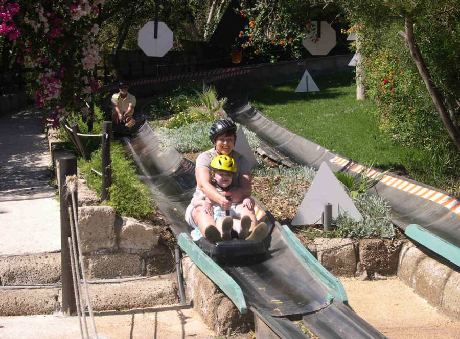 Things to do in Tenerife - Jungle Park