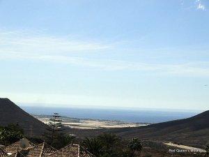 Tenerife - view Guaza