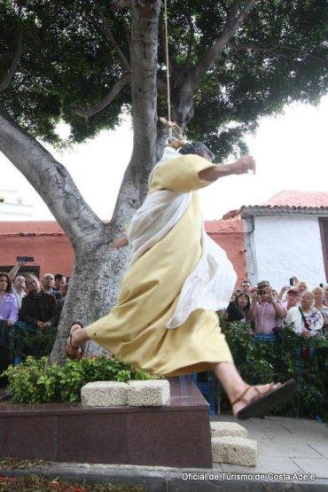 Adeje Passion Easter, Tenerife
