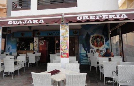 Food in Tenerife