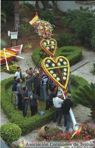 Corazones de Tejina (Hearts of Tejina) – Tenerife   Tenerife