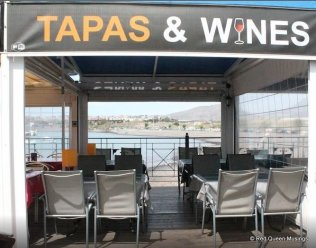 3-Tapas and Wine