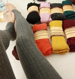 New-font-b-Wool-b-font-weaving-knitting-Winter-warm-leggings-fashion-leggins-calcas-femininas-pants