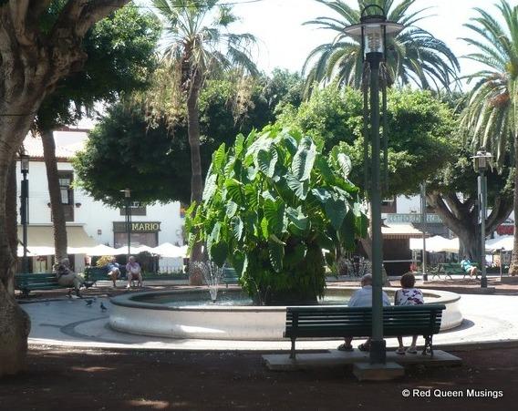 Plaza del Charco